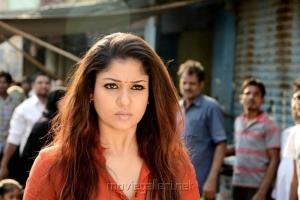 Actress Nayanthara @ Anamika Movie Working Stills