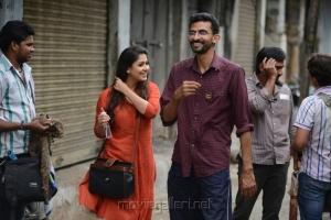 Nayanthara & Sekhar Kammula @ Anamika Movie Working Stills