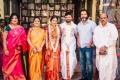 Chiyaan Vikram @ Director Anand Shankar Divyanka Wedding Reception Photos