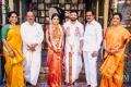 Kalaipuli S Thanu @ Director Anand Shankar Divyanka Wedding Reception Photos
