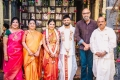 Sathyaraj @ Director Anand Shankar Divyanka Wedding Reception Photos