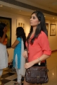 Bhanu Sri Mehra at Anandapriya Foundation Paint Exhibition in Muse Art Gallery