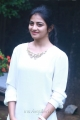 Actress Hasika Cute Photos in White Top & Blue Fade Jeans