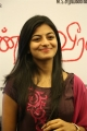 Chandi Veeran Anandhi in Dark Pink Churidar Photos
