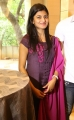 Tamil Actress Anandhi in Dark Pink Churidar Photos