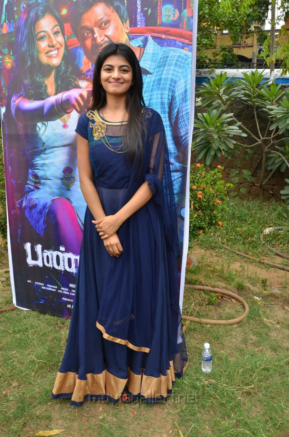 Tamil Actress Anandhi Stills @ Pandigai Press Meet