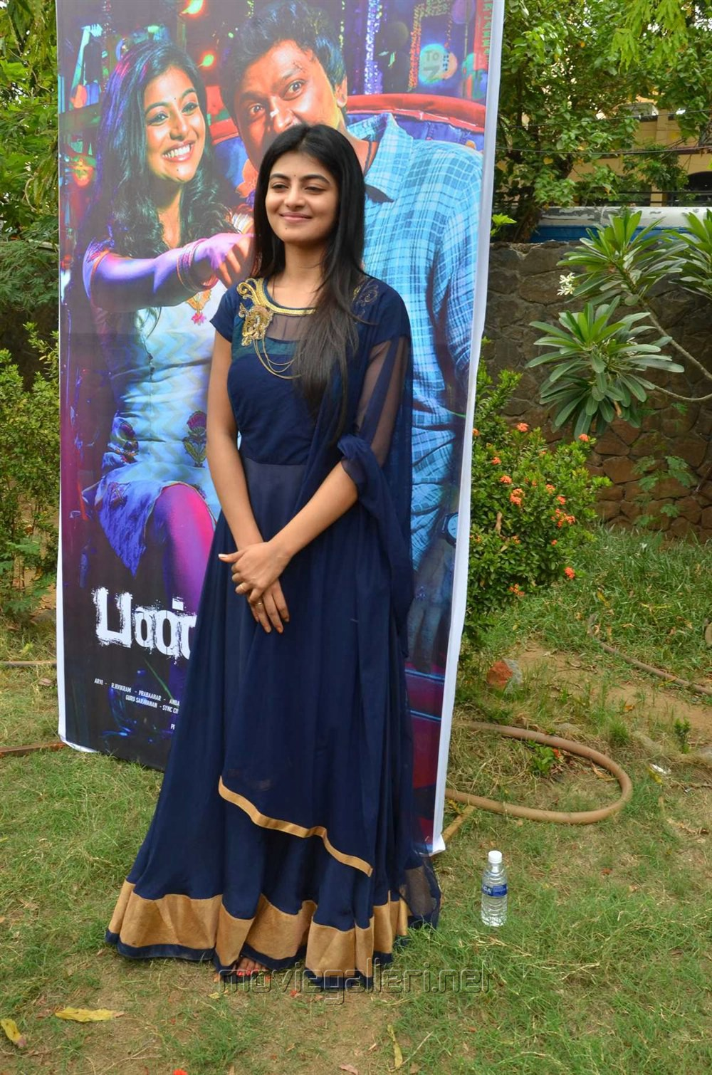 Actress Anandhi Stills @ Pandigai Press Meet