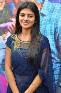 Tamil Actress Anandhi Stills @ Pandigai Press Meet