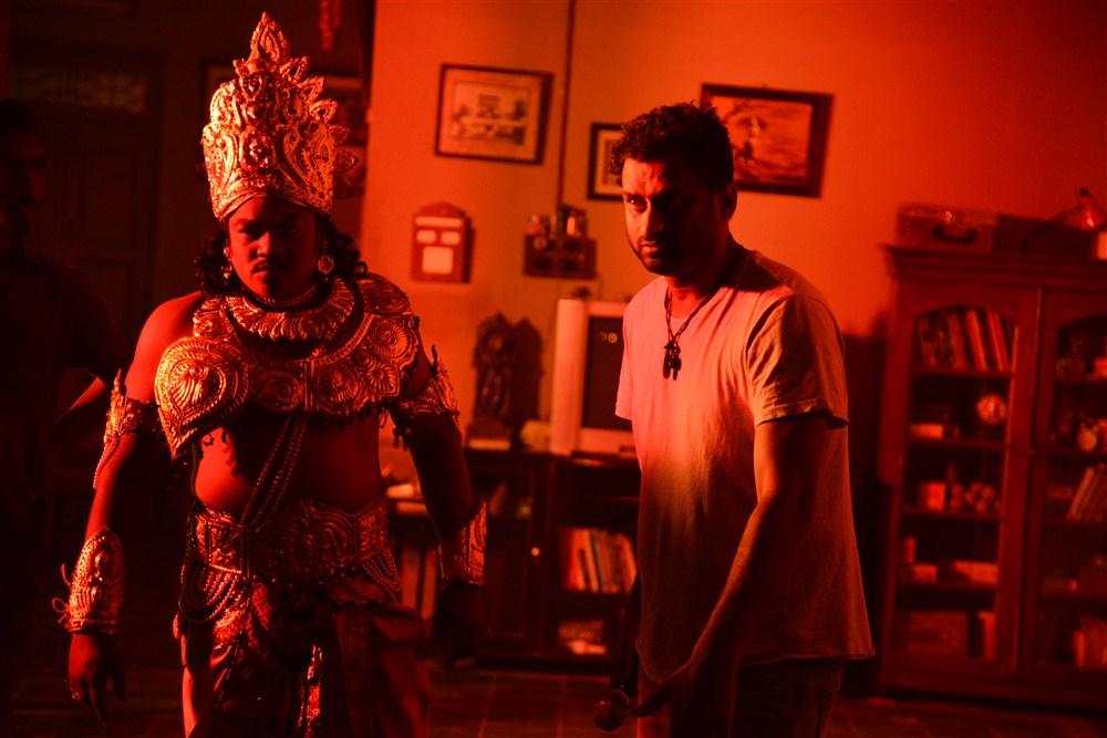 Shakalaka Shankar @ Anando Brahma Working Photos