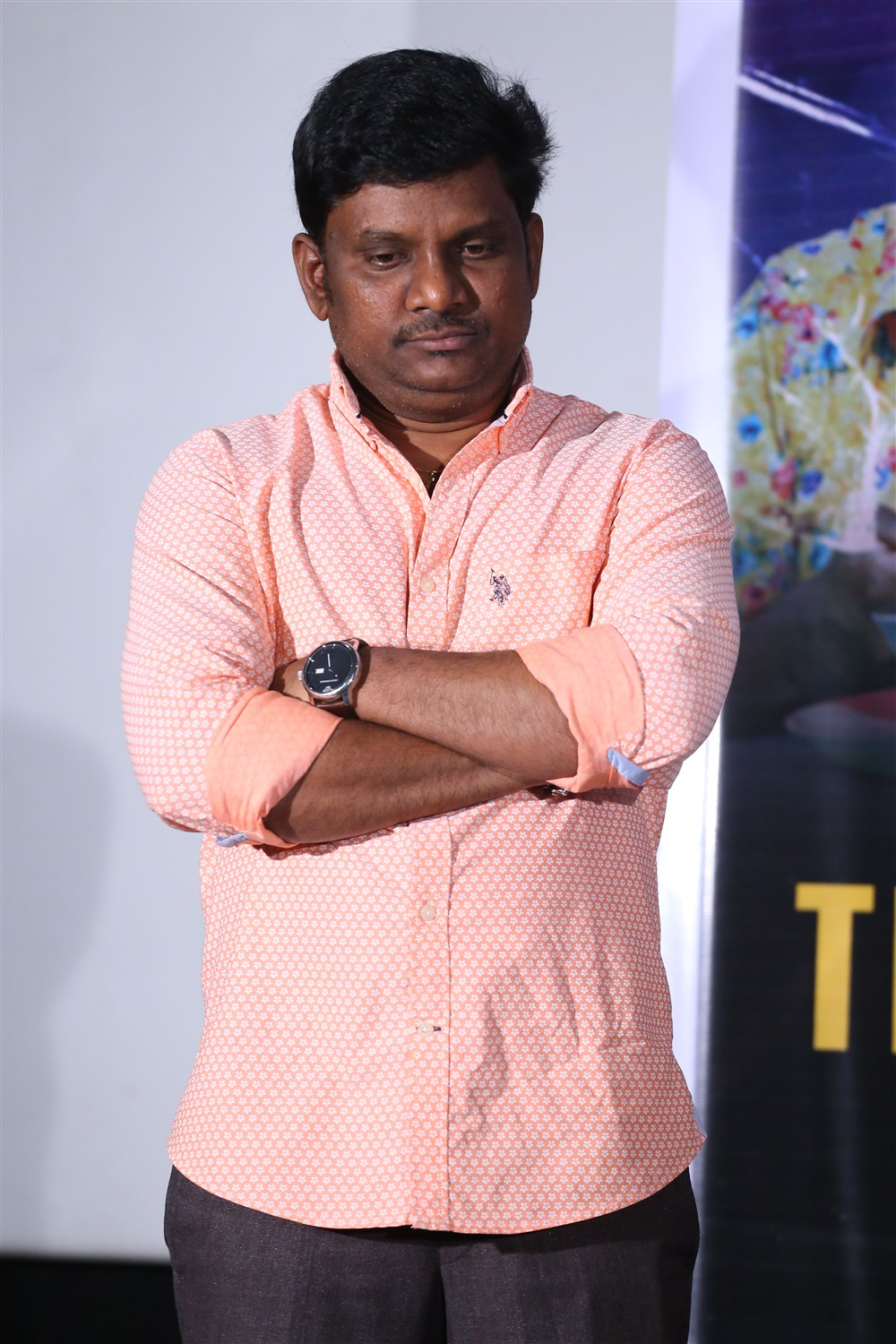 Thagubothu Ramesh @ Anando Brahma Success Meet Stills
