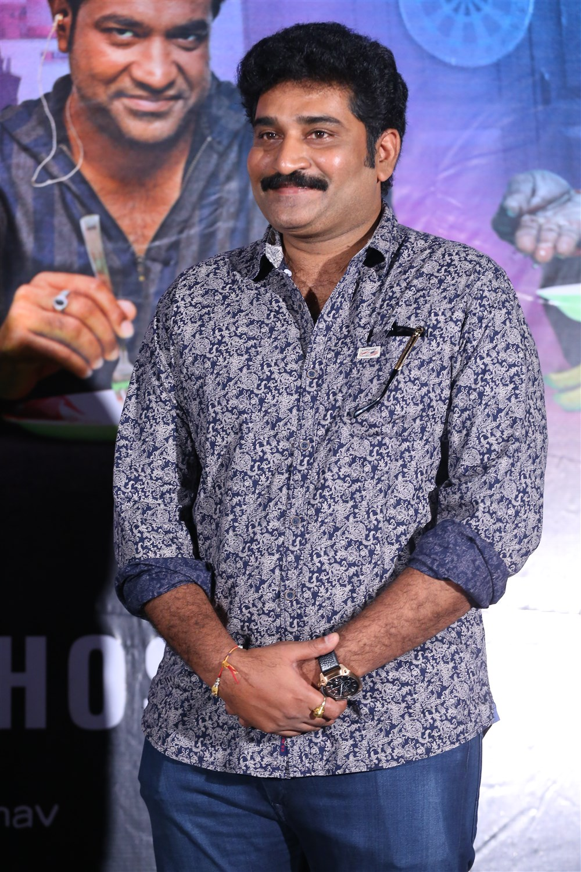 Rajeev Kanakala @ Anando Brahma Success Meet Stills