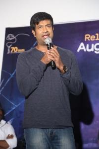 Actor Vennela Kishore @ Anando Brahma Movie Trailer Launch Stills