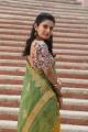 Actress Ananya Nagalla Cute Half Saree Photos