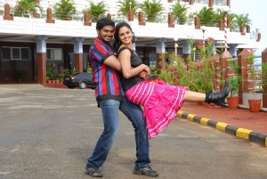 Omkar, Gowri Sharma in Anarkali Telugu Movie Photos