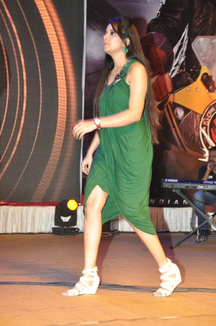 Anchor Anasuya in Super Hot Dress at Om 3D Audio Release [ Gallery ...