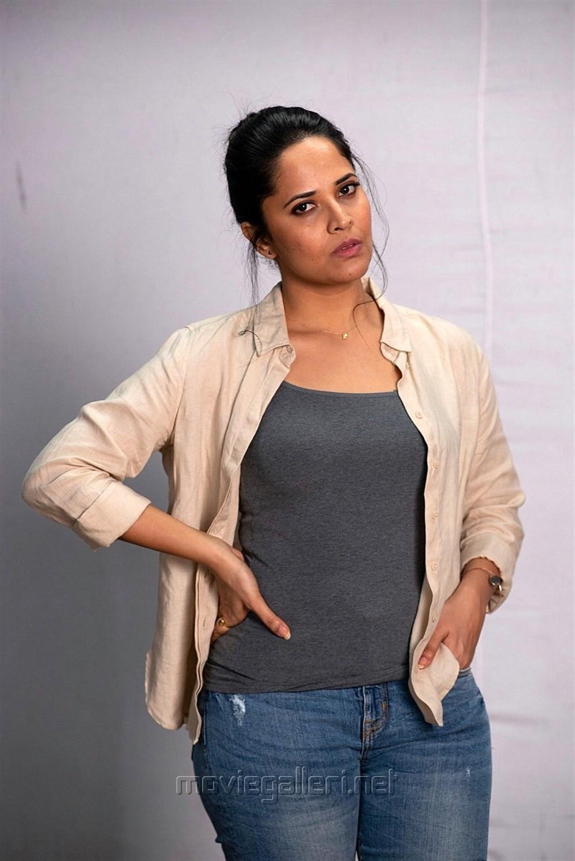 Actress Anasuya in Kathanam Movie Stills HD
