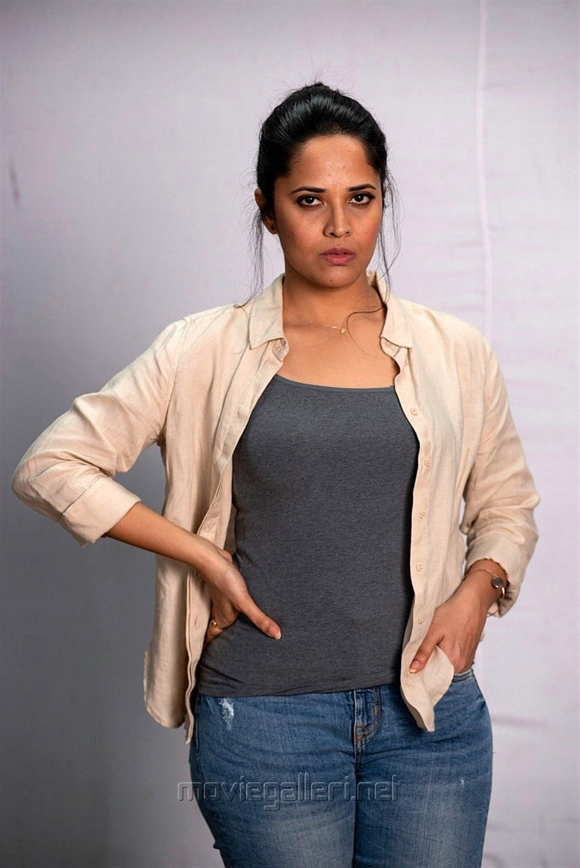 Actress Anasuya Bharadwaj in Kathanam Movie Stills HD