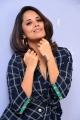 Actress Anasuya Photos @ Kathanam Trailer Launch