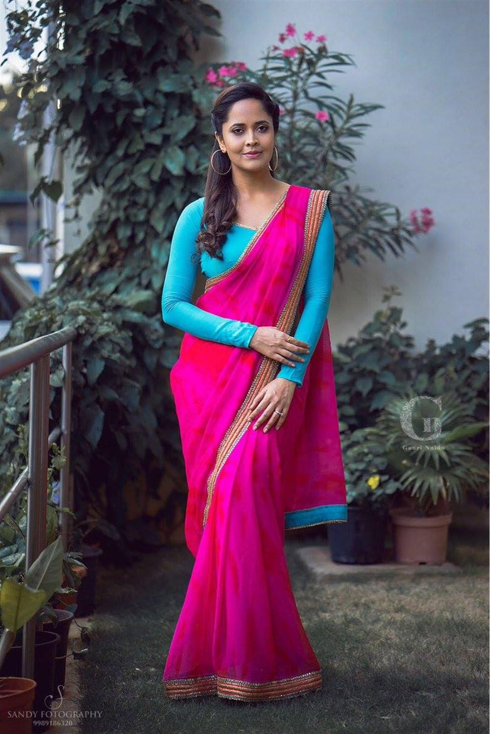 Anasuya Bharadwaj New Photoshoot Images