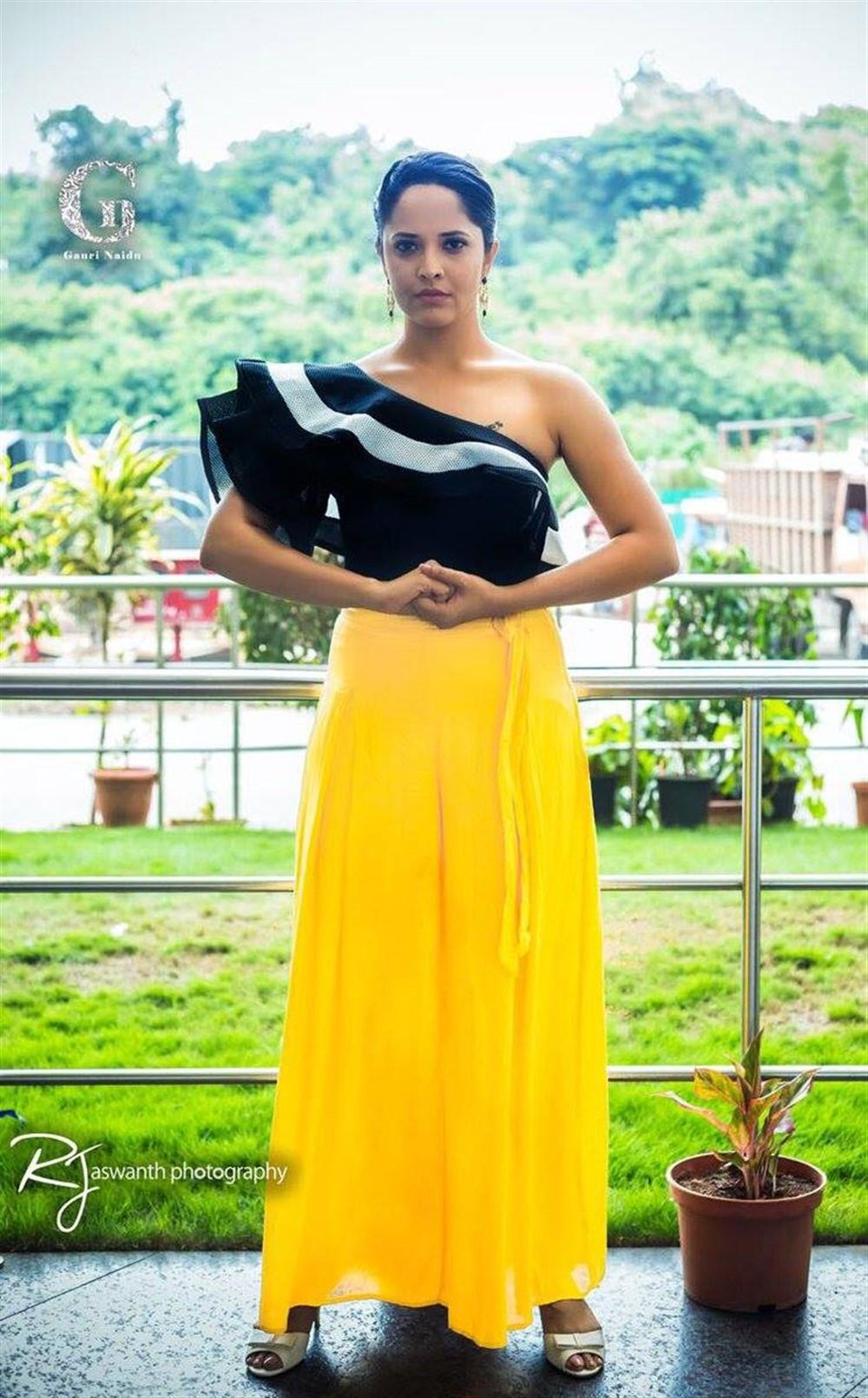Anasuya Bharadwaj Photo Shoot Images