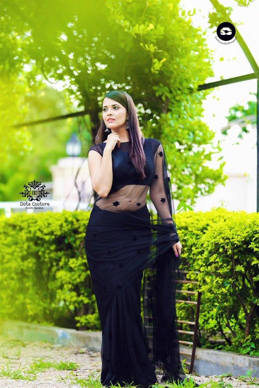Anasuya Bharadwaj Photoshoot Images