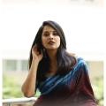 Actress Anasuya Bharadwaj Saree Photoshoot Images