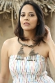 Rangasthalam Actress Anasuya Latest Images Wearing Tribal Hasli