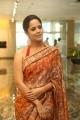Anasuya Bharadwaj Saree Pics @ Rangasthalam Thank You Meet