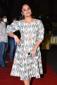 Crazy Uncles Movie Actress Anasuya New Pics