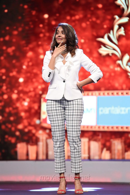Actress Anasuya Bharadwaj Cute Photos @ SIIMA Awards 2019 Day 1