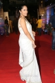 Actress Anasuya White Saree Images @ Zee Cine Awards Telugu 2018 Red Carpet