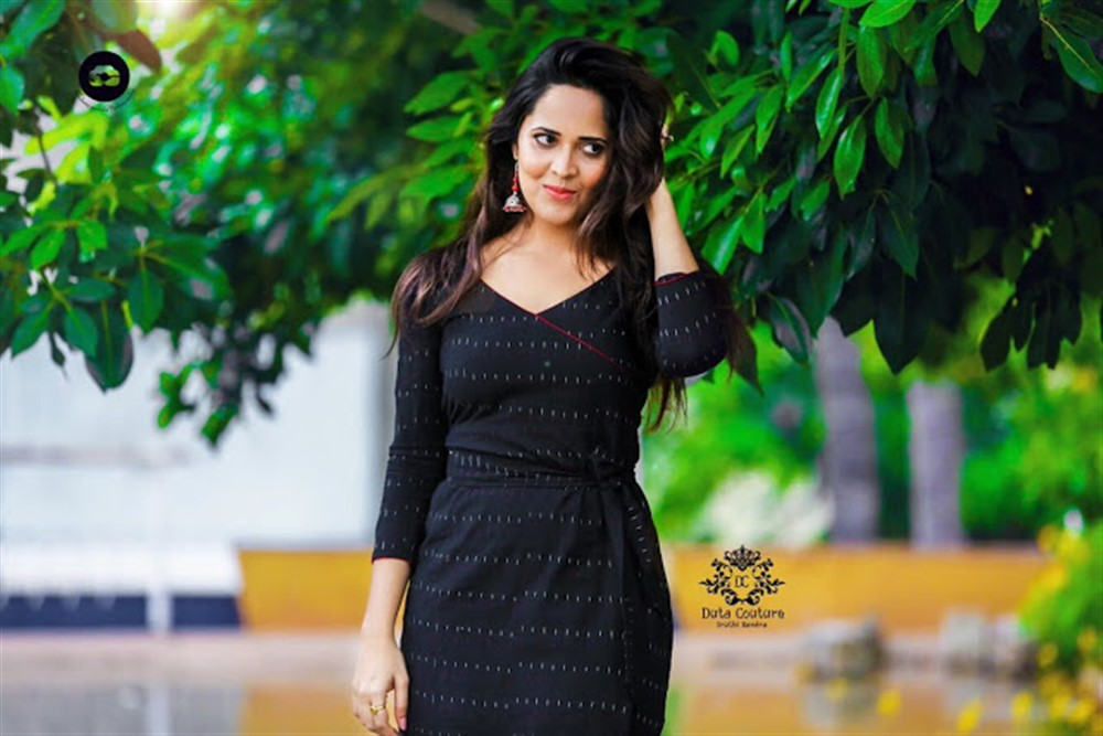 Anchor Anasuya Bharadwaj Latest Photoshoot 2018 Pics