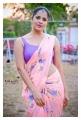Actress Anasuya in Saree Photoshoot Stills