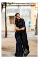 Actress Anasuya Bharadwaj Saree Photoshoot Stills