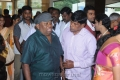 Actor Senthil at Anbalaya Prabhakaran Son Marriage Stills
