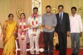 Sathyaraj @ Anbalaya Prabhakaran Son Wedding Reception