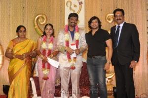Prashanth @ Anbalaya Prabhakaran Son Wedding Reception