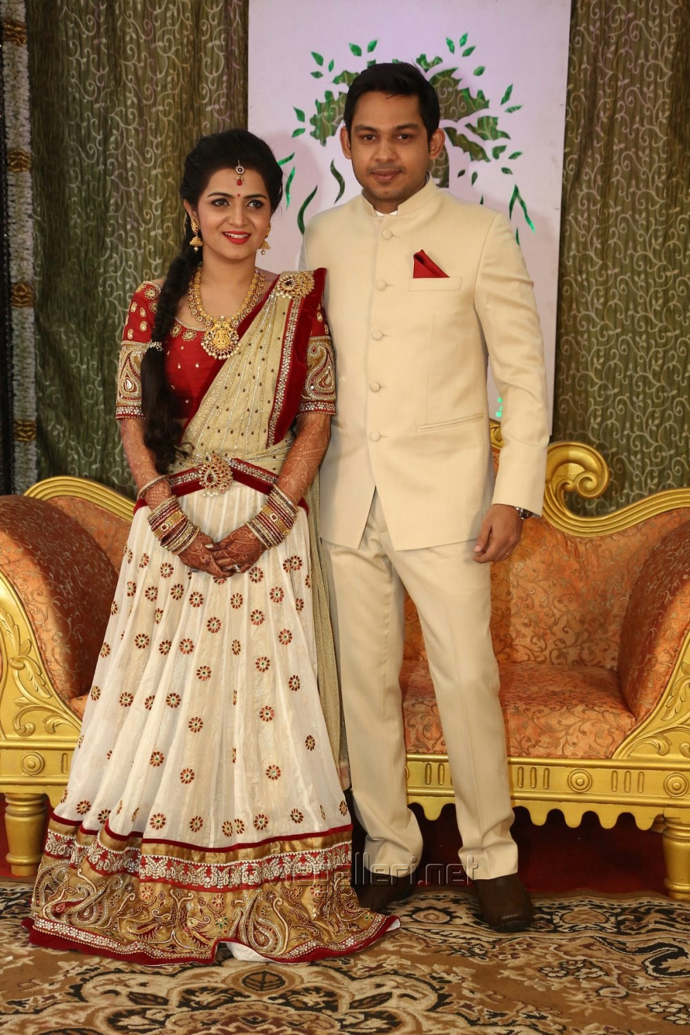 Anchor DD  Divyadarshini  Wedding Photos