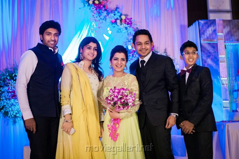 Rj balaji wedding