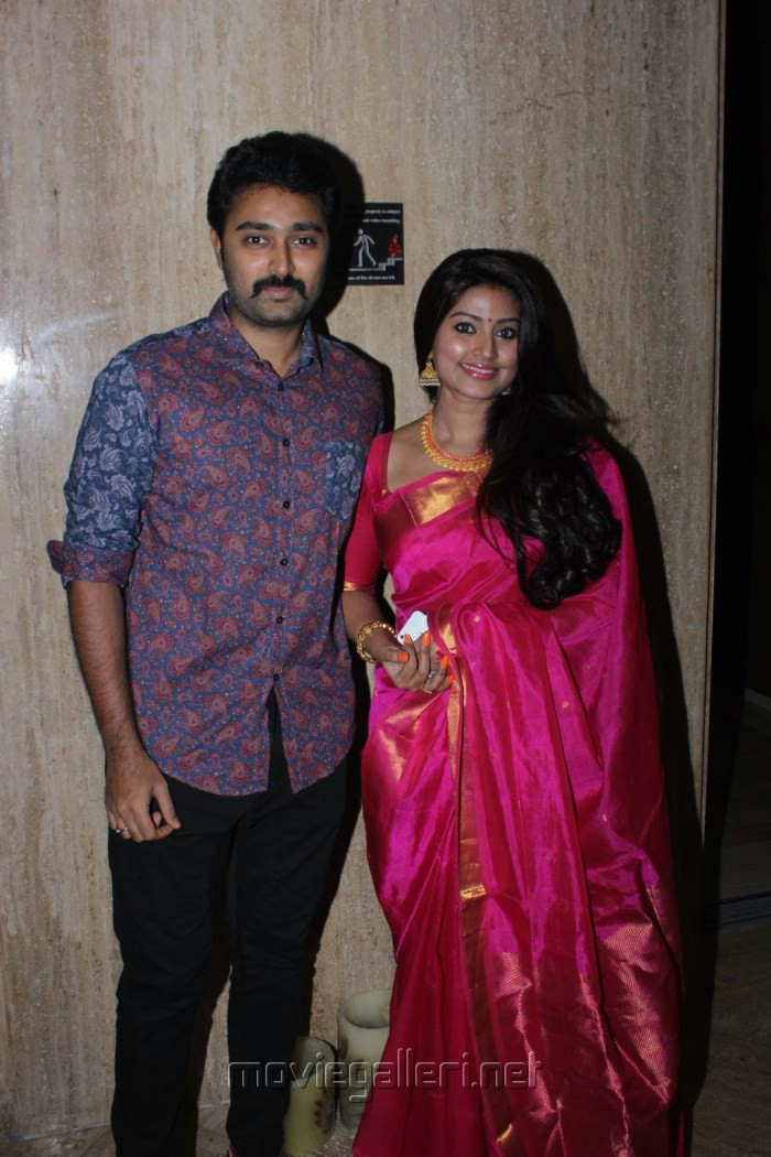 Prasanna Sneha Anchor Ramya Aparajith Wedding Reception Stills
