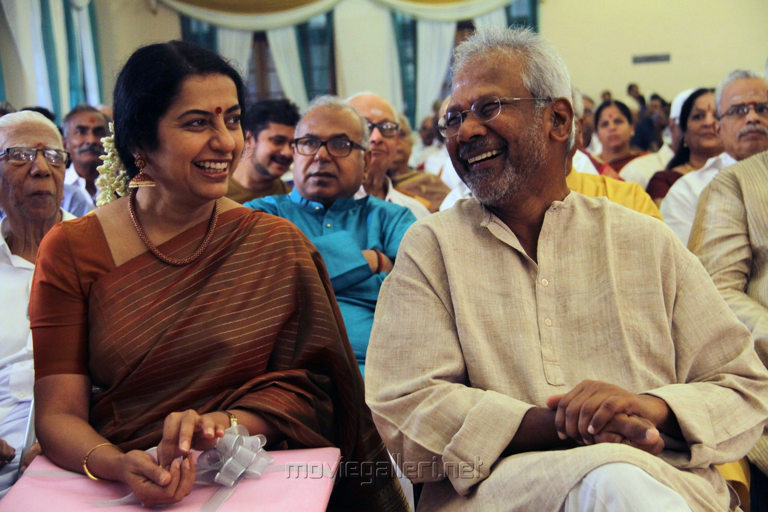 Suhasini Maniratnam Wedding Photos