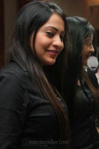 Vijay Tv Anchor Ramya in Black Shirt Hot Photos