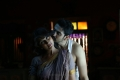 Tejaswini, Raj Bharath in Andhra Mess Movie Photos HD
