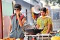 Akash Puri, Ulka Gupta in Andhra Pori Movie Photos