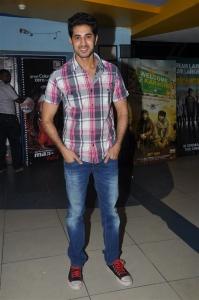 Arvind Krishna @ Andhra Pori Premiere Show @ Prasads IMAX Hyderabad