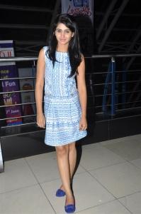 Shamili Sounderajan @ Andhra Pori Premiere Show @ Prasads IMAX Hyderabad