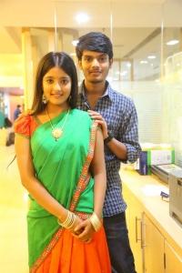 Ulka Gupta, Akash Puri @ Andhra Pori Team at Radio Mirchi Photos