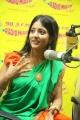Actress Ulka Gupta @ Andhra Pori Team at Radio Mirchi Photos