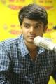 Actor Akash Puri @ Andhra Pori Team at Radio Mirchi Photos