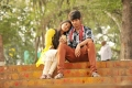 Ulka Gupta, Akash Puri in Andhra Pori Telugu Movie Stills